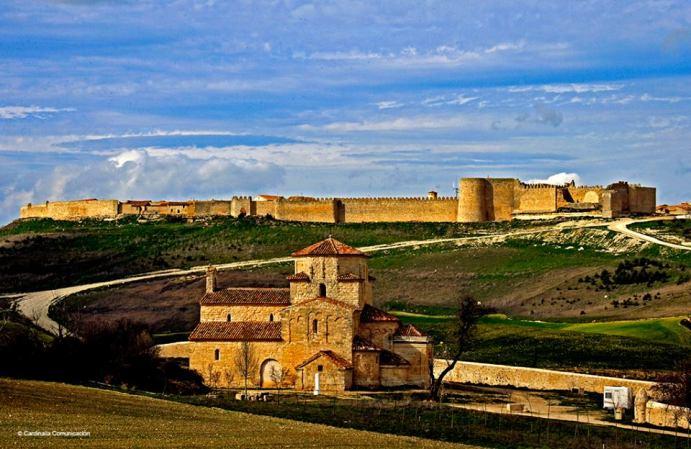 Urueña. Valladolid. Castilla y León.
