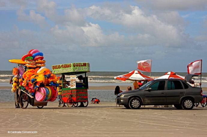 Playa de Salinas. Estado de Pará. Brasil.