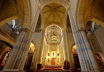 Catedral de Santa María. Ciudad Rodrigo. Salamanca. Castilla y León.