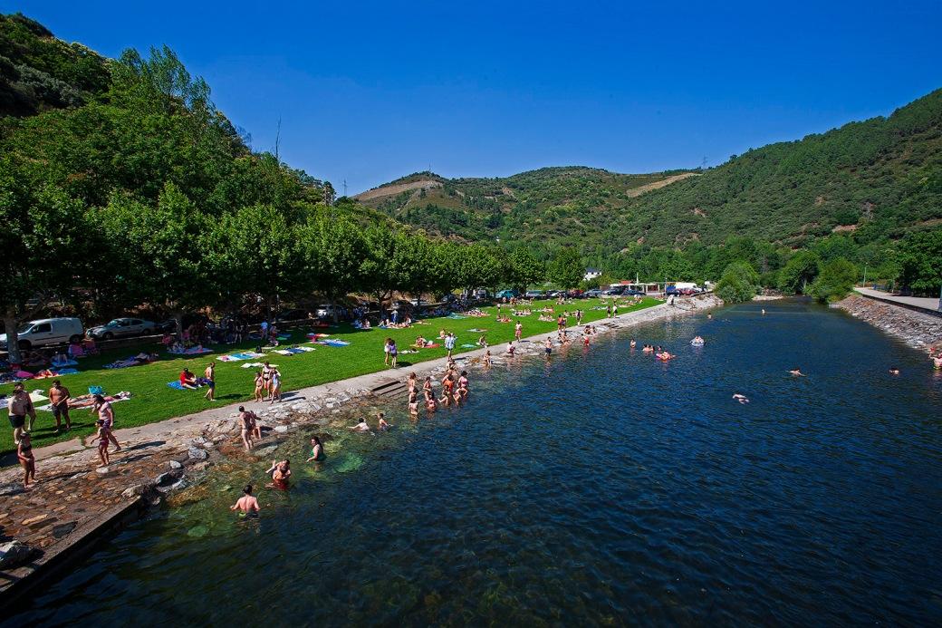 11_Playas fluviales de El Bierzo. Villafranca del Bierzo